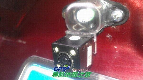 装后视摄像头安装流程