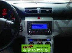 车载导航安装:大众迈腾DVD导航一体机安装流程图