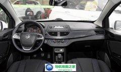 车载导航安装:宝骏310专用安卓导航加装图