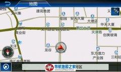和悦北斗导航专用美行易图通17Q1地图